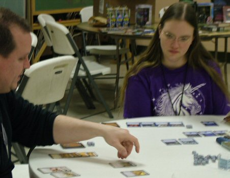 Magic the Gathering Players