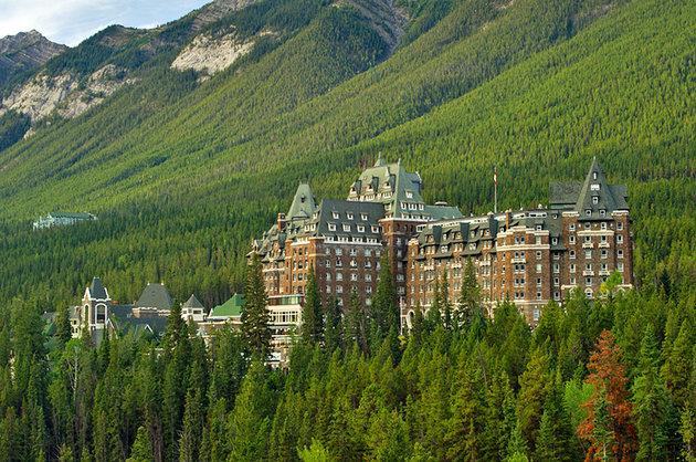 canada-banff-springs-hotel