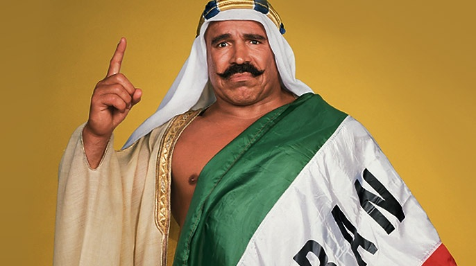In a perfect world, I would be a wealthy Middle Eastern Sheikh and professional wrestler.