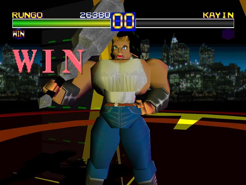 Battle-Arena-Toshinden-Playstation-Screenshot-Rungo-Win-Pose